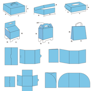 包装盒结构