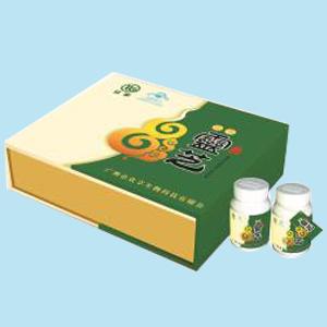 保健品包装盒印刷